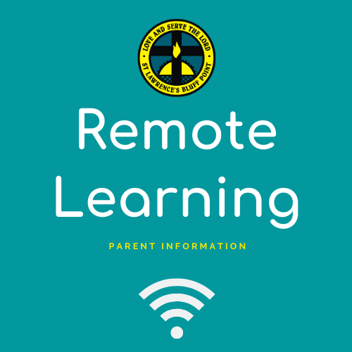 Remote Learning - Information for Parents